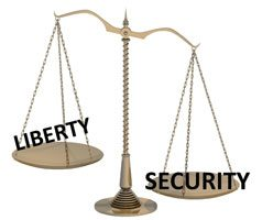 LIBERTY FOR SECURITY